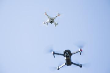 Drone attack !!