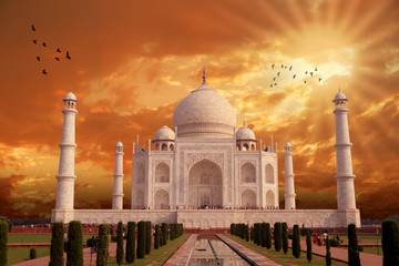 MyriamSOS The Taj Mahal Ring - UK L - US 5 1/2 - EU 51 3/4 dzvX3K