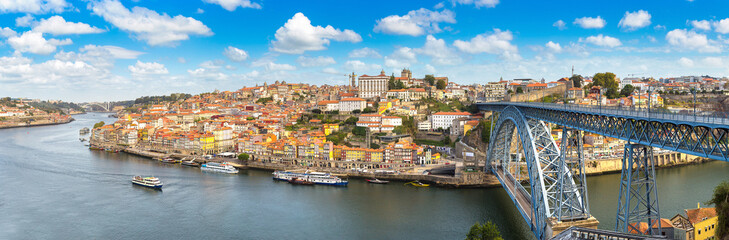 Fotomurales - Dom Luis Bridge in Porto