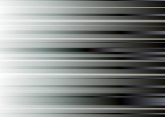 black color bar abstract background, reflection square layout, vector illustration