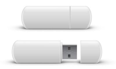 Clé USB vectorielle 1