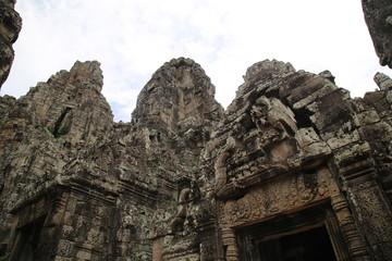 Poster Ruins Angkor Wat Ruins