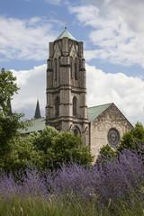 Kirche St.Gertrud in Essen-Stadtmitte