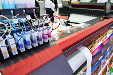 Ink cartridges and plotter
