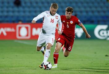2018 World Cup Qualifications - Europe - Armenia vs Poland