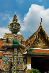 Dämonen Königspalast in Bangkok