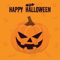 October Pumpkin. Happy Halloween. Backgrounds