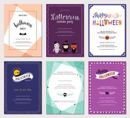 Cute Halloween Cards.