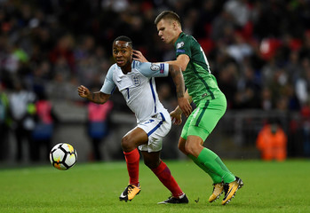 2018 World Cup Qualifications - Europe - England vs Slovenia