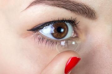 Putting eye