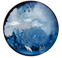 Blue Mountain Fox