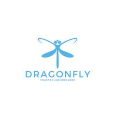 Dragonfly. Logo