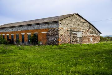 big brick barn