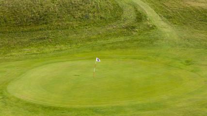 Golf Course - Detail