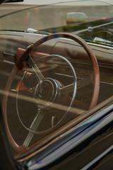 Beautiful classic automobile