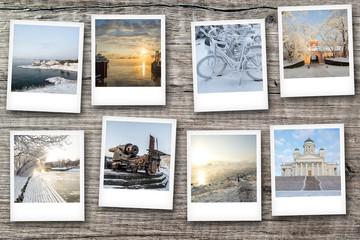 Polaroid, Suomenlinna, Helsinki, Finland