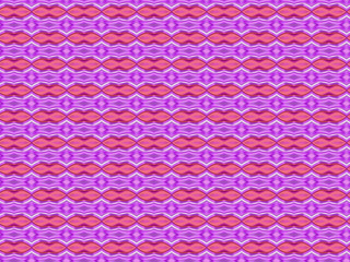Strange shaped purple and red wallpaper pattern