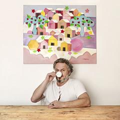 Un caffè per l'artista distratto