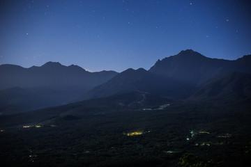 月光八ヶ岳