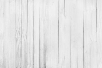 Vintage white  light brown wood background