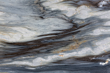 Warm colored natural marble panel texture.