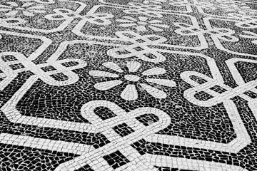 Lisbon Portuguese Pavement.