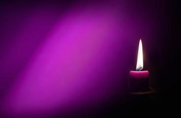 Fototapeta Purple Light obraz