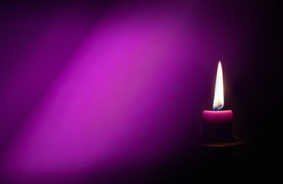 Purple Light