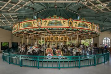 Cafesjian's Carousel in Saint Paul, Minnesota