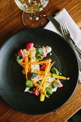 carrot salad - digital file