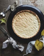 Making tart
