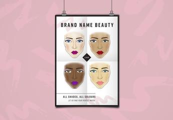 Beauty Brand Flyer 1