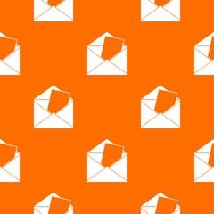 Envelope pattern seamless