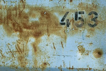 Shipping container, texture