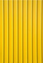 Yellow tin panel