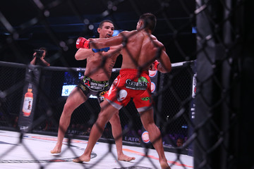 MMA: Bellator 184-Thackerville- Higo vs Taimanglo