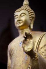 focus at hand buddha