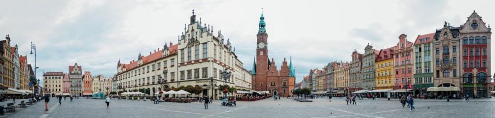 Market Square Panorama I