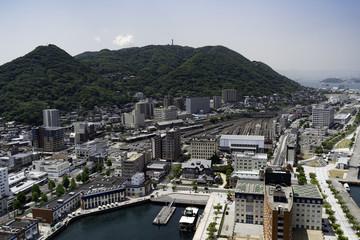 門司港の風景