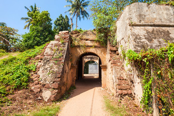 Negombo Fort, Sri Lanka