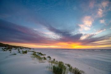 Sonnenuntergang auf Juist VII