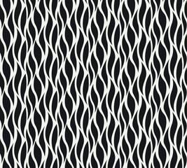 Abstract Seamless Vector Pattern. Geometric texture. Repeating background.