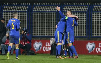 2018 World Cup Qualifications - Europe - Bosnia and Herzegovina vs Belgium
