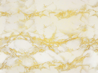 Gold marble seamless background. Repeating shiny, glitter and glossy effect for a delicate and festive textured wallpaper.