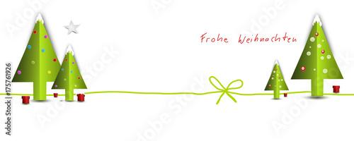 weihnachtsbaum band banner schleife hintergrund frohe. Black Bedroom Furniture Sets. Home Design Ideas