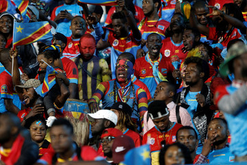 2018 World Cup Qualifications - Africa - Libya v DR Congo