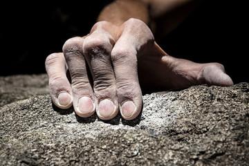 hand holding grip