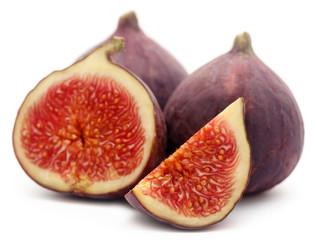 Fresh organic common figs