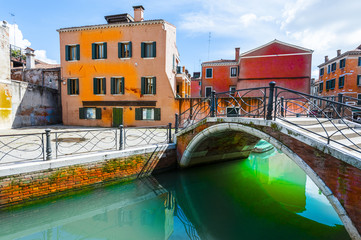 Canal is the street in Venice