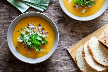 Homemade Autumn Soup